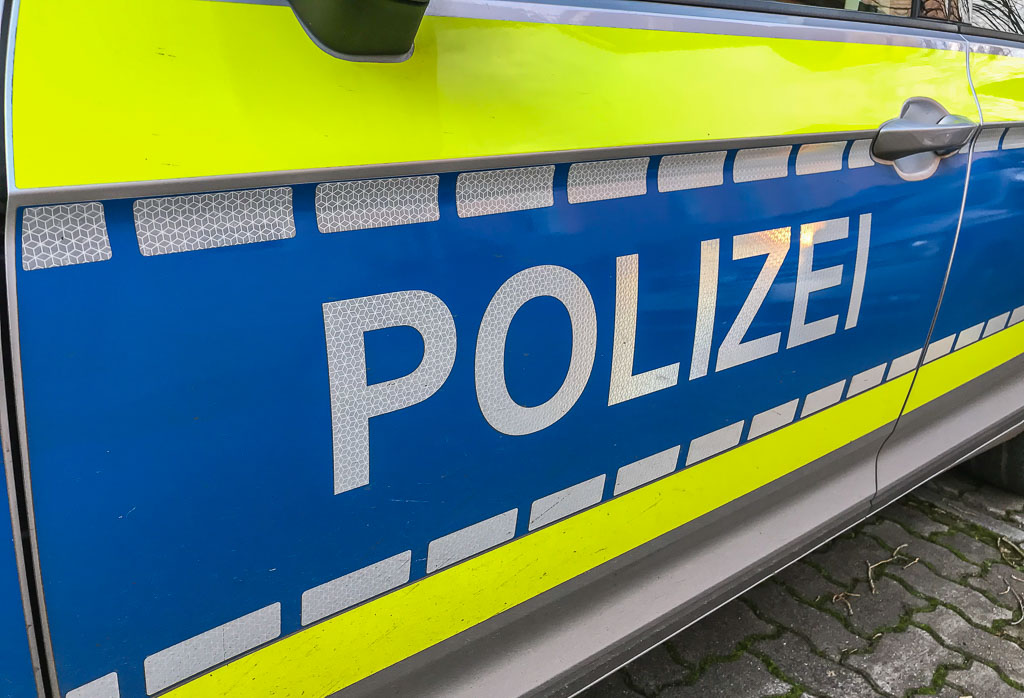 Polizeireport: Diebstähle, Unfälle und weitere Ereignisse