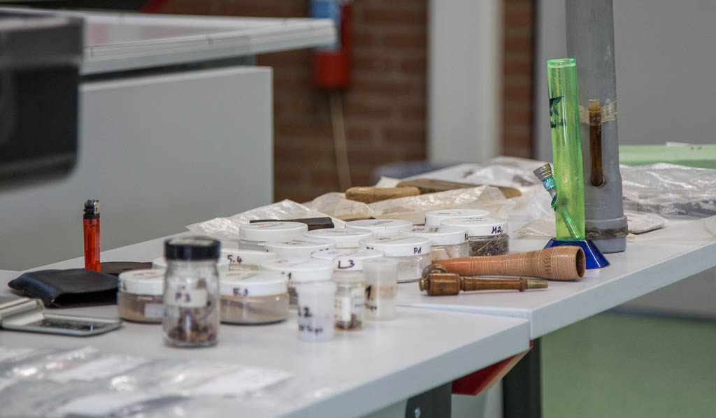 Drogenhandel in Rodenberg
