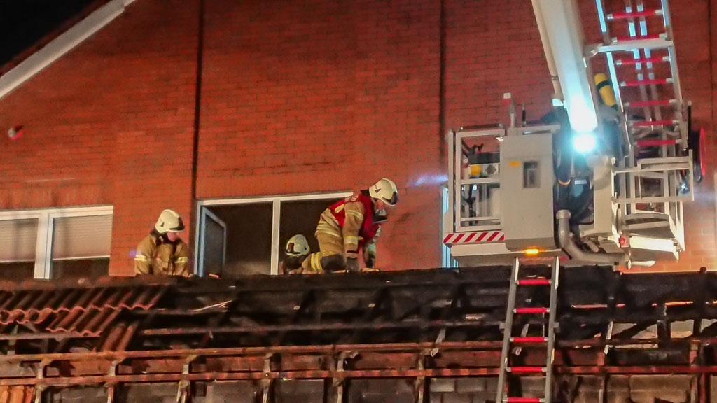 Nach Feuer in Stadthagen: 36-Jähriger in Untersuchungshaft