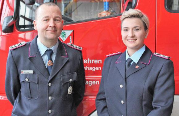 Kinder- und Jugendfeuerwehr Hagenburg/Altenhagen mit neuem stellvertretenden Jugendwart