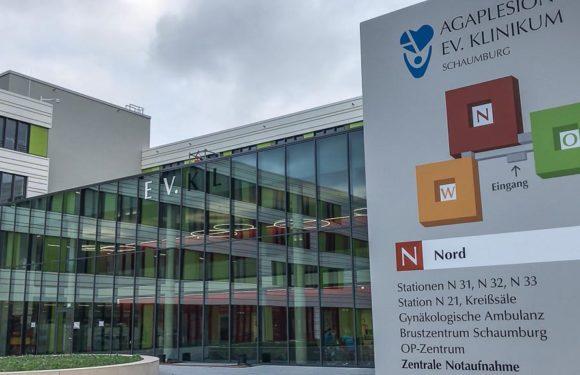 Klinikum Schaumburg: Infoabend für werdende Eltern mit Besichtigung des Kreißsaals und der Wochenstation