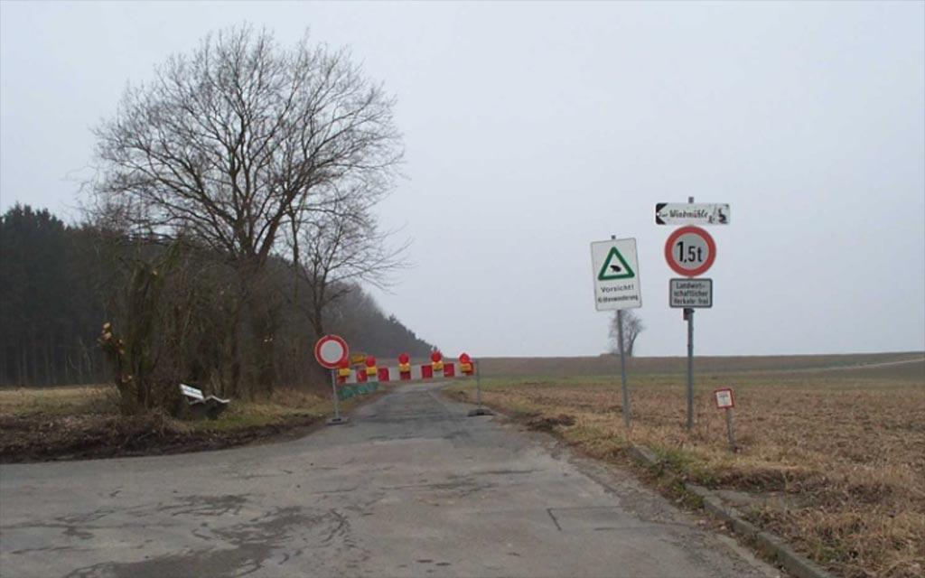Amphibienschutz An Den Straßen Des Landkreises Shg Aktuellde