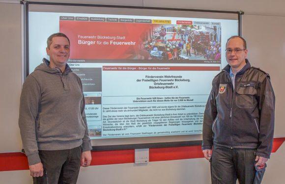 Freiwillige Feuerwehr Bückeburg-Stadt modernisiert Räume in Eigenregie