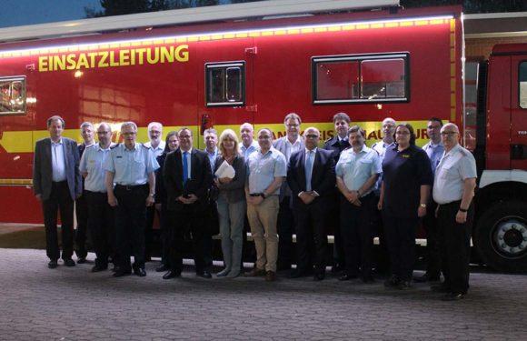 Kreisfeuerwehrverband Schaumburg: Von Win-Win-Situationen profitieren