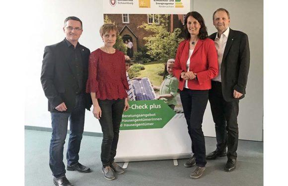 """""""Solar-Check plus"""" neu im Landkreis Schaumburg: Beratung für Hauseigentümer"""