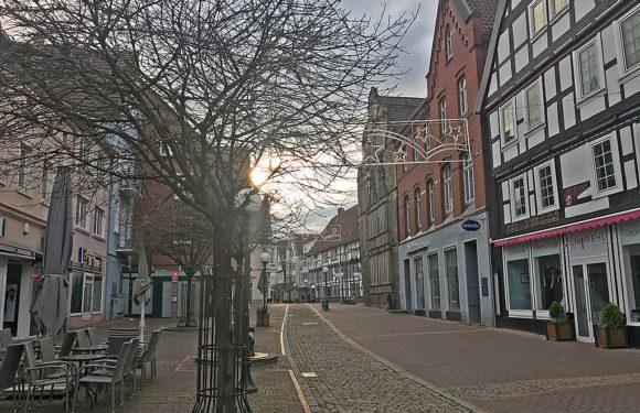 Stadthagen: Ab 1. Mai wieder Parkscheinpflicht in Niedernstraße