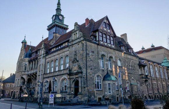 Bückeburg: Einbruch in Ratskeller