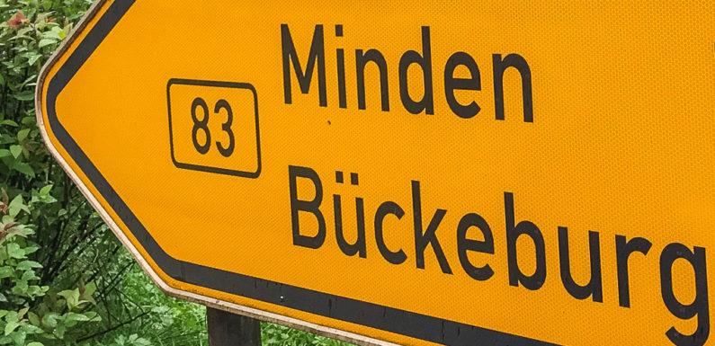 Heeßen: Zwei Motorradfahrer bei Unfall auf B83 verletzt