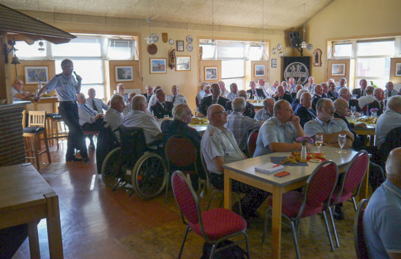 Treffen ehemaliger Führungskräfte bei Feuerwehr Rodenberg