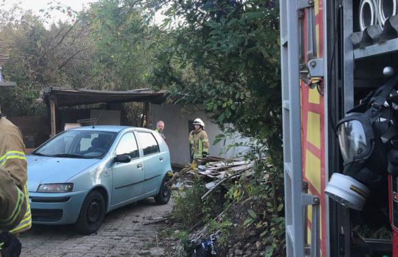 Wohnhaus vor Feuer gerettet