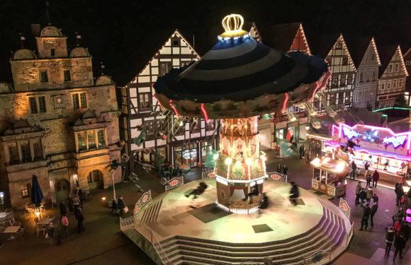 Nach Bückeburg und Stadthagen sagt auch Rinteln die Herbstmesse erneut ab