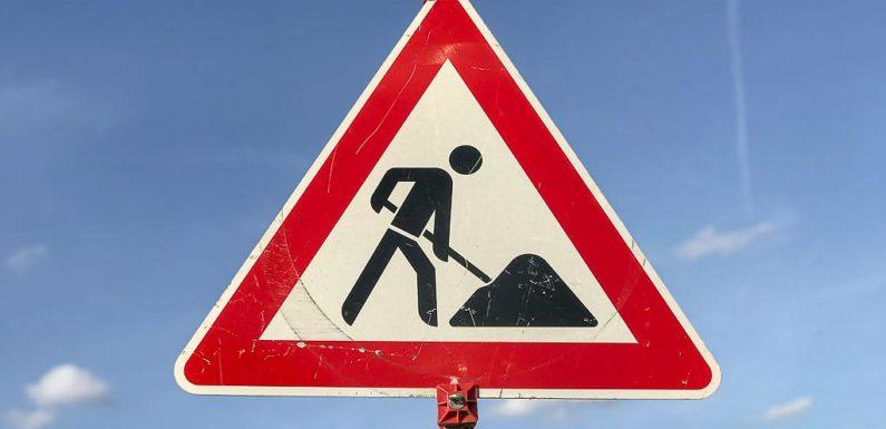 """B65: Sanierung von Fahrbahn und Radweg von """"Drei Steine""""-Kreuzung in Bad Nenndorf bis Kobbensen"""