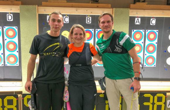 Bogenschütze aus Todenmann auf internationalen Wettbewerben unterwegs