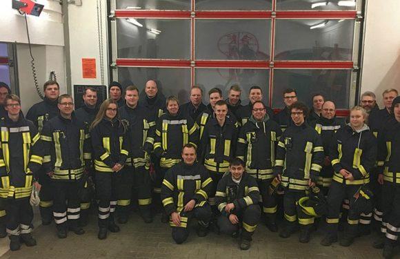 Gemeinsame Übungsdienste vor Feuerwehr-Fusion