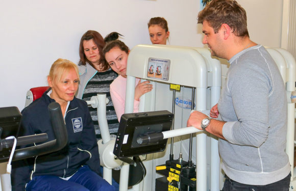 Seniorat Bad Eilsen eröffnet Fitnessstudio für Mitarbeiter
