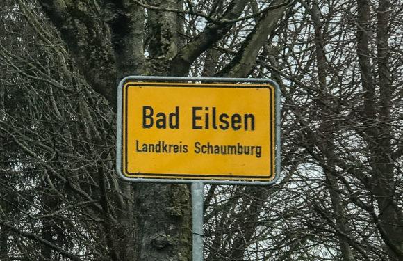 Bad Eilsen: Mit 2,1 Promille gegen PKW gefahren