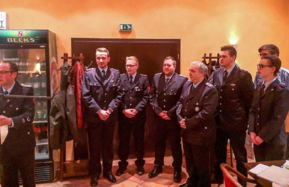 Rico Kahle neuer stellvertretender Ortsbrandmeister