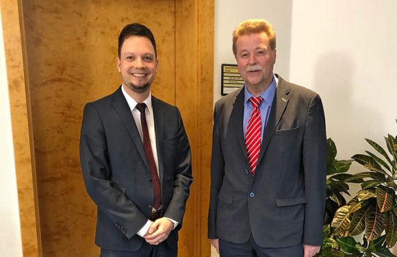 Kai Brending übernimmt Leitung der Sparkassen-Geschäftsstelle in Nienstädt