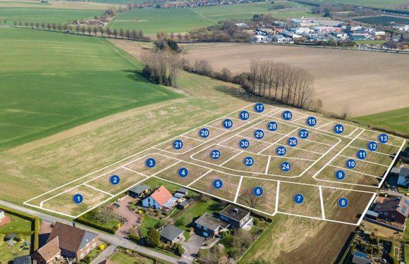 Volksbank in Schaumburg bietet attraktive Grundstücke in idyllischer Lage