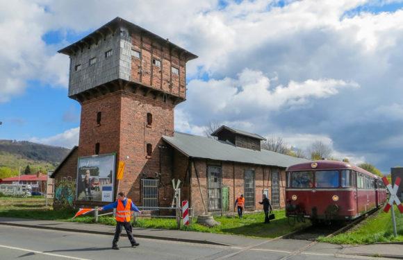 Letzte Tour für 2021: Schienenbus fährt wieder von Rinteln nach Stadthagen und zurück