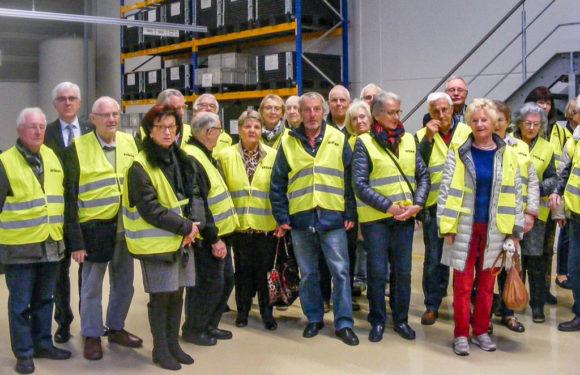 Senioren Union Bückeburg zu Besuch bei Stüken in Rinteln