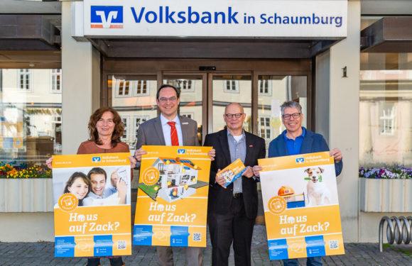 """""""Haus auf Zack?"""": Modernisierer profitieren von Kooperation der Kreishandwerkerschaft und Volksbank in Schaumburg"""