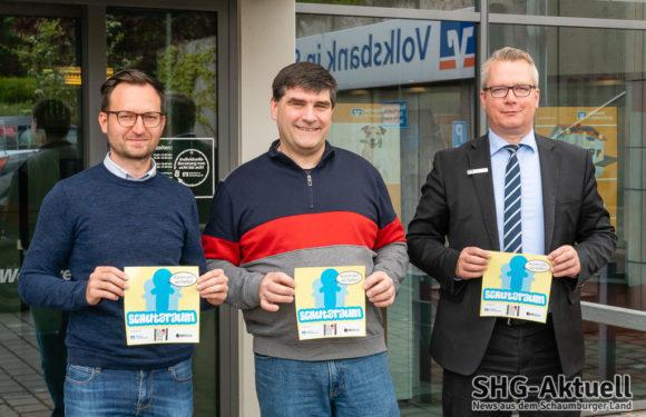 """Volksbank in Schaumburg und Obernkirchen Raptors: Kinderhilfsprojekt """"Komm rein – Wir helfen"""" startet"""