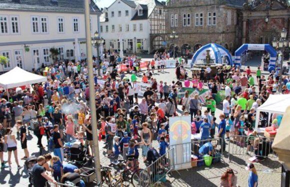 3. Sparkassen Schlossparklauf startet am Sonntag