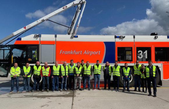 Feuerwehr Bad Eilsen: Ausflug und Fortbildung in Frankfurt