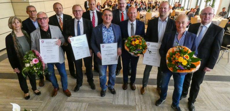 17. Wirtschaftsforum des Landkreises Schaumburg: Innovationspreis 2018 geht an NFT – Norddeutsche Fertigungstechnik GmbH