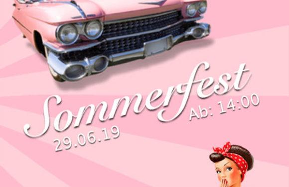 Sommerfest im Seniorat Bad Eilsen