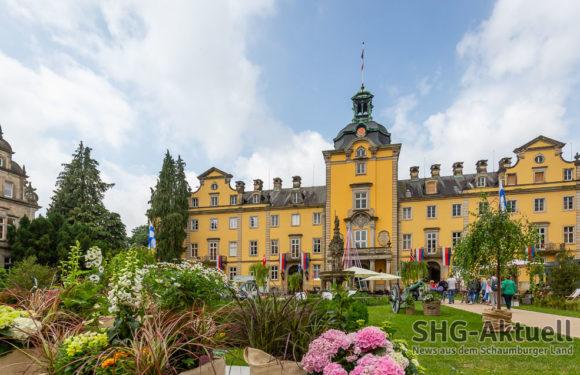 Landpartie Schloss Bückeburg 2021 verschoben: Jetzt an neun Tagen, vom 31. Juli bis 8. August, geplant