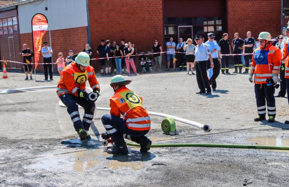 Leistungsnachweis der Schaumburger Feuerwehren: Schoholtensen-Altenhagen 2 ist Kreismeister