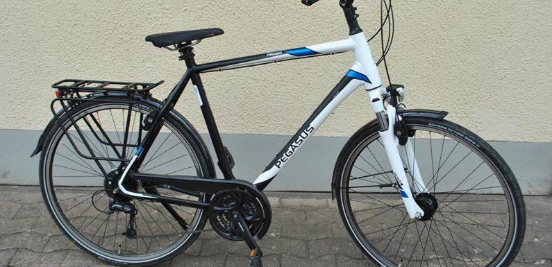 Gestohlenes Fahrrad wieder zurück bei Besitzer
