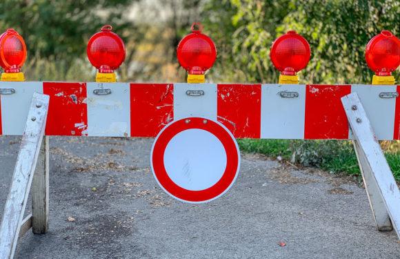 Landesstraße 450: Fahrbahnsanierung zwischen Rusbend und der NRW-Landesgrenze