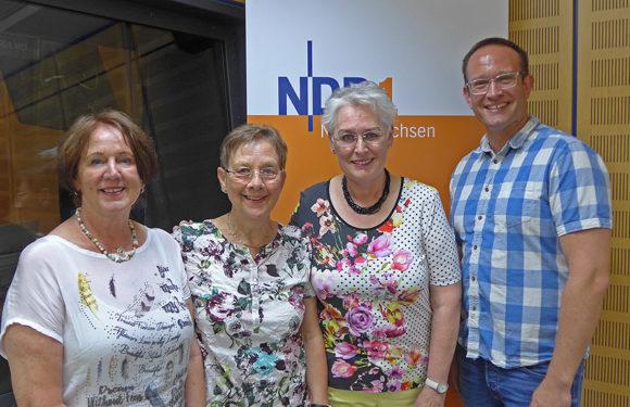 Evangelisch-öffentliche Bücherei Bad Nenndorf zu Gast bei NDR-Plattenkiste