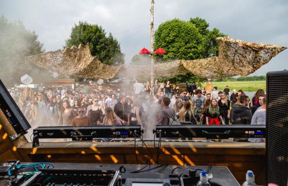 Elektronische Tanzmusik beim Wesertekk Open Air am 31. August im Rintelner Freibad