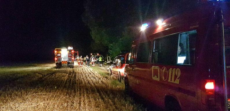Feuerwehr Bückeburg: Zwei Einsätze in der Nacht zu Dienstag
