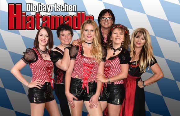 """Oktoberfest Obernkirchen mit den """"bayrischen Hiatamadln"""": Jetzt noch Karten sichern für den 28. September"""
