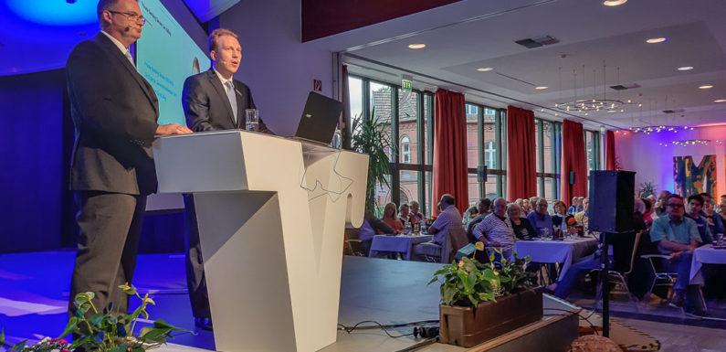 Über 500 Mitglieder besuchen Volksbank-Ortsversammlung in Bad Nenndorf