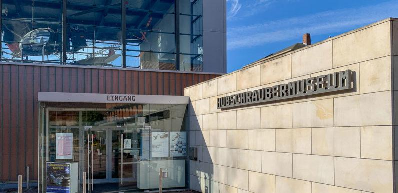 """""""Unterhaltung zum Abheben"""": Kulturverein Bückeburg und Hubschraubermuseum kooperieren zum vierten Mal"""