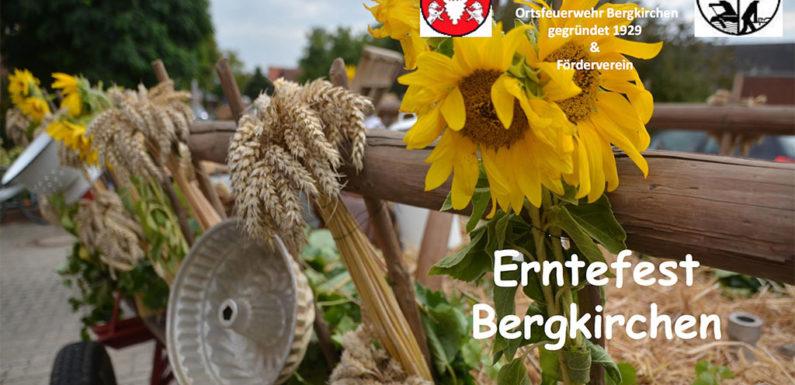 Bergkirchen lädt zum Erntefest