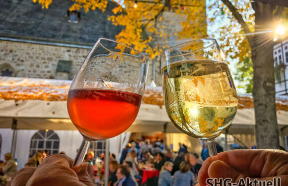 Rintelner Weintage: Das Gastro-Event vom 3. bis 6. Oktober mit verkaufsoffenem Sonntag