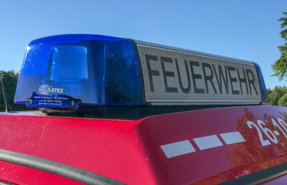 Sachsenhagen: Schwelbrand bei AWS löst Brandmeldeanlage aus