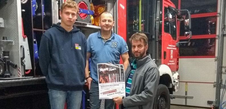 Hagenburg: Feuerwehr und Kirche feiern zusammen