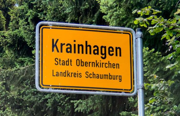 Unfallflucht in Krainhagen: Polizei sucht Zeugen