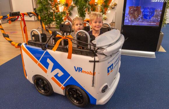Kinderbusse für Kitas: Facebook-Gewinnspiel der Volksbank ist beendet, Gewinner stehen fest