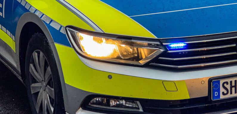 Renault abgedrängt und geflüchtet: Polizei sucht Unfallverursacher