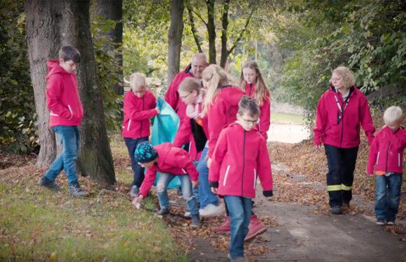 """Kinderfeuerwehr """"Unter der Schaumburg"""" mit Umweltprojekt unter den Top Ten"""