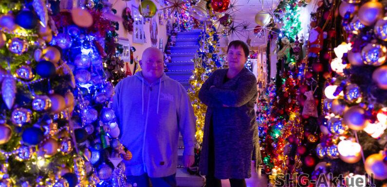 Rinteln: Weltberühmte Weihnachtsbaumkollektion von Familie Jeromin erweitert – jetzt 350 Bäume